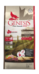 GENESIS PURE CANADA WIDE COUNTRY koiranruoka