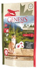 GENESIS PURE CANADA MY HIDDEN PLACE KISSANRUOKA