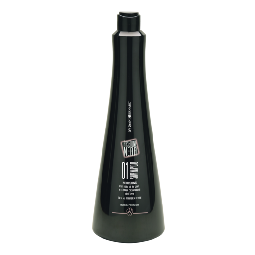 SHAMPOO BLACK PASSION 01 NOURISHING SHAMPOO
